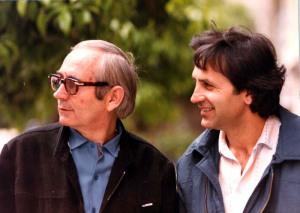 Stavros Kougioumtzis i Giorgos Dalaras